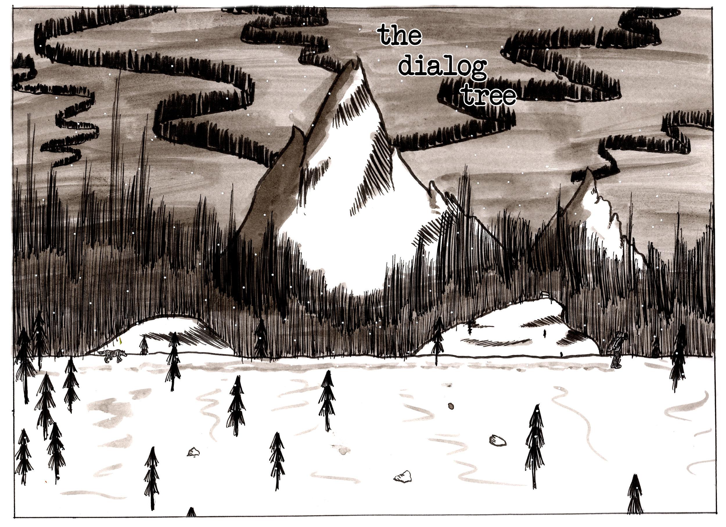 The Dialog Tree #1