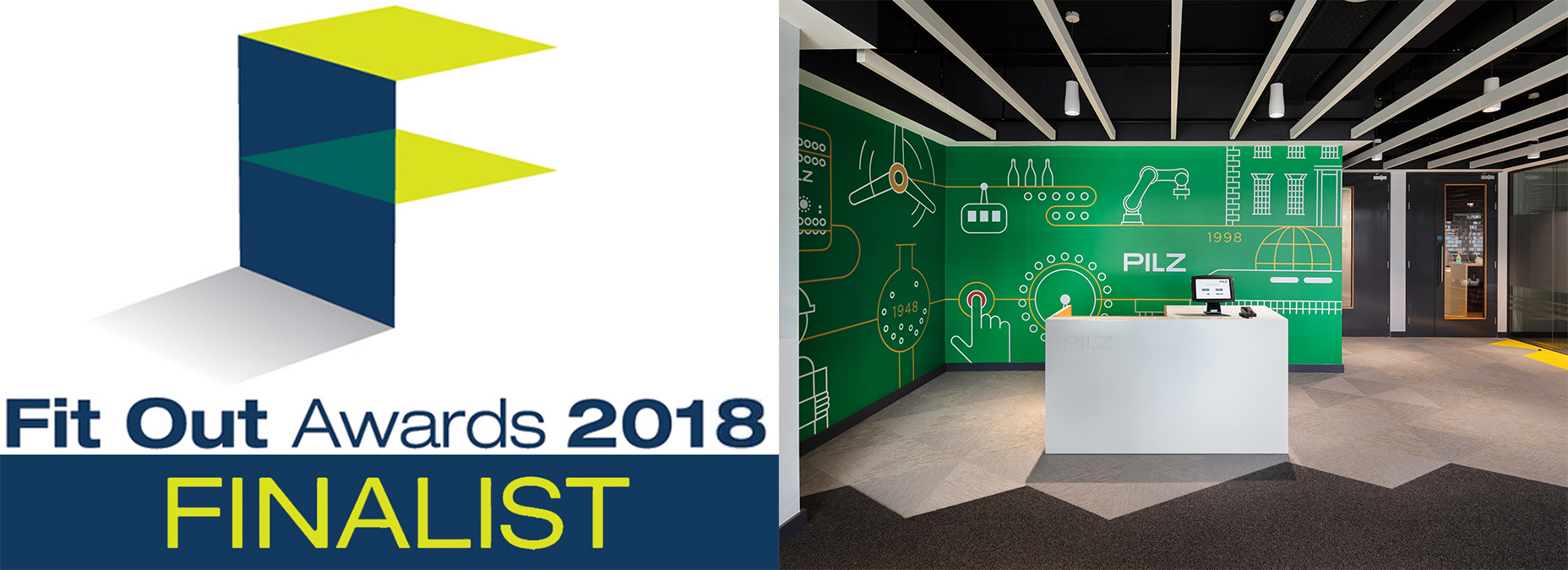 Fit Out Awards 2018 - Finalist