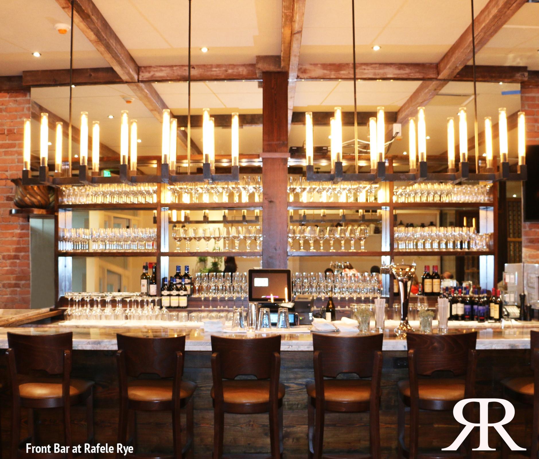 Rafele Rye Front Bar