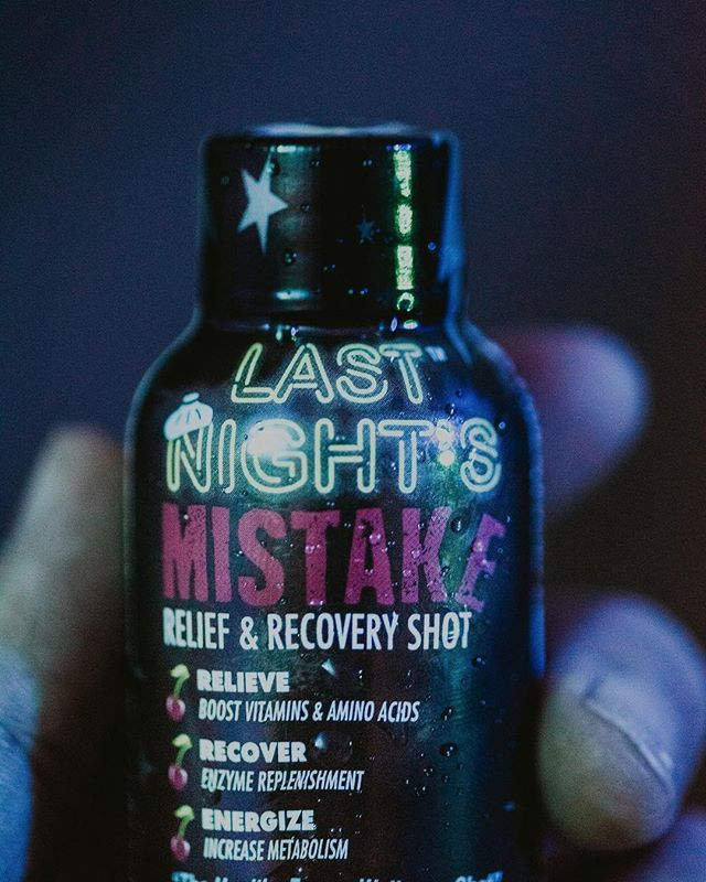 Can't drink like you used to? Sucks being hungover after two glasses of wine 🍷 which is why we created our little hangover relief and recovery shot. Enjoy your happy hour without thinking twice about how you'll feel tomorrow 💥 www.lastnightsmistake.com