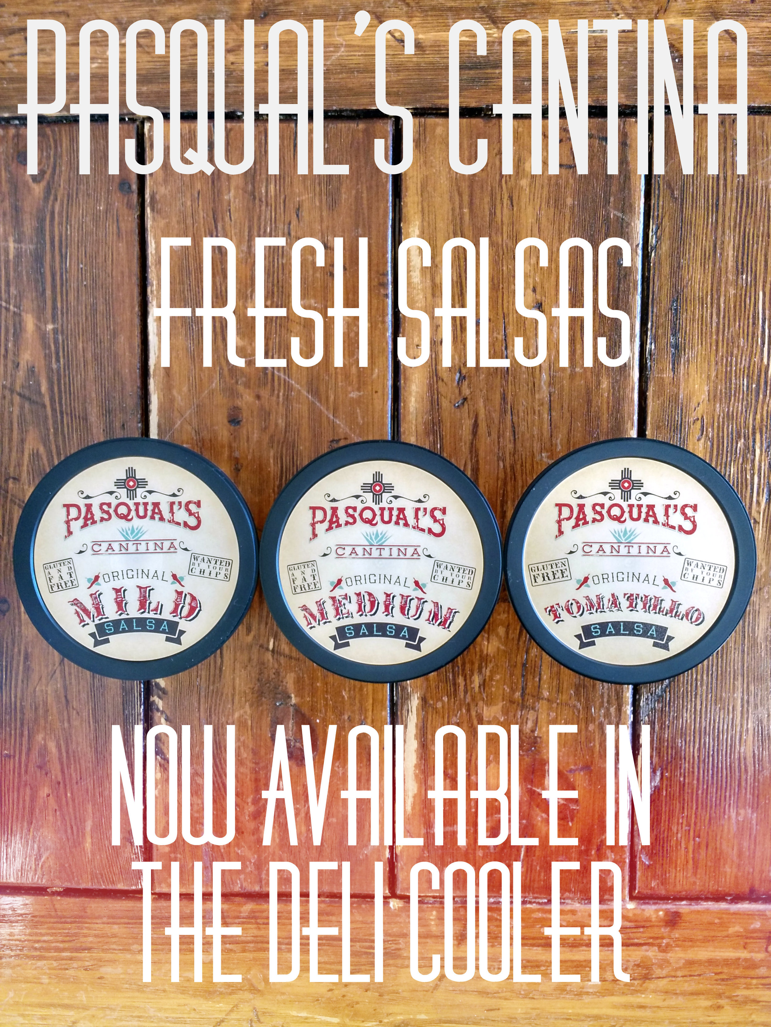 HEY METCALFE'S SHOPPERS! - From May 10th-23rd, all Metcalfe's Market E-newsletter subscribers will receive a coupon for one free Pasqual's Fresh Salsa (Mild, Medium or Tomatillo, available in the deli area) with grocery purchase of $20 or more! Valid at all 3 Metcalfe's locations, some restrictions apply.To sign up for Metcalfe's Mail, click the link below!http://www.shopmetcalfes.com/email-signup/index.aspAnd don't forget to pick up a bag of our irresistible Southwest tortilla chips to go along with it!