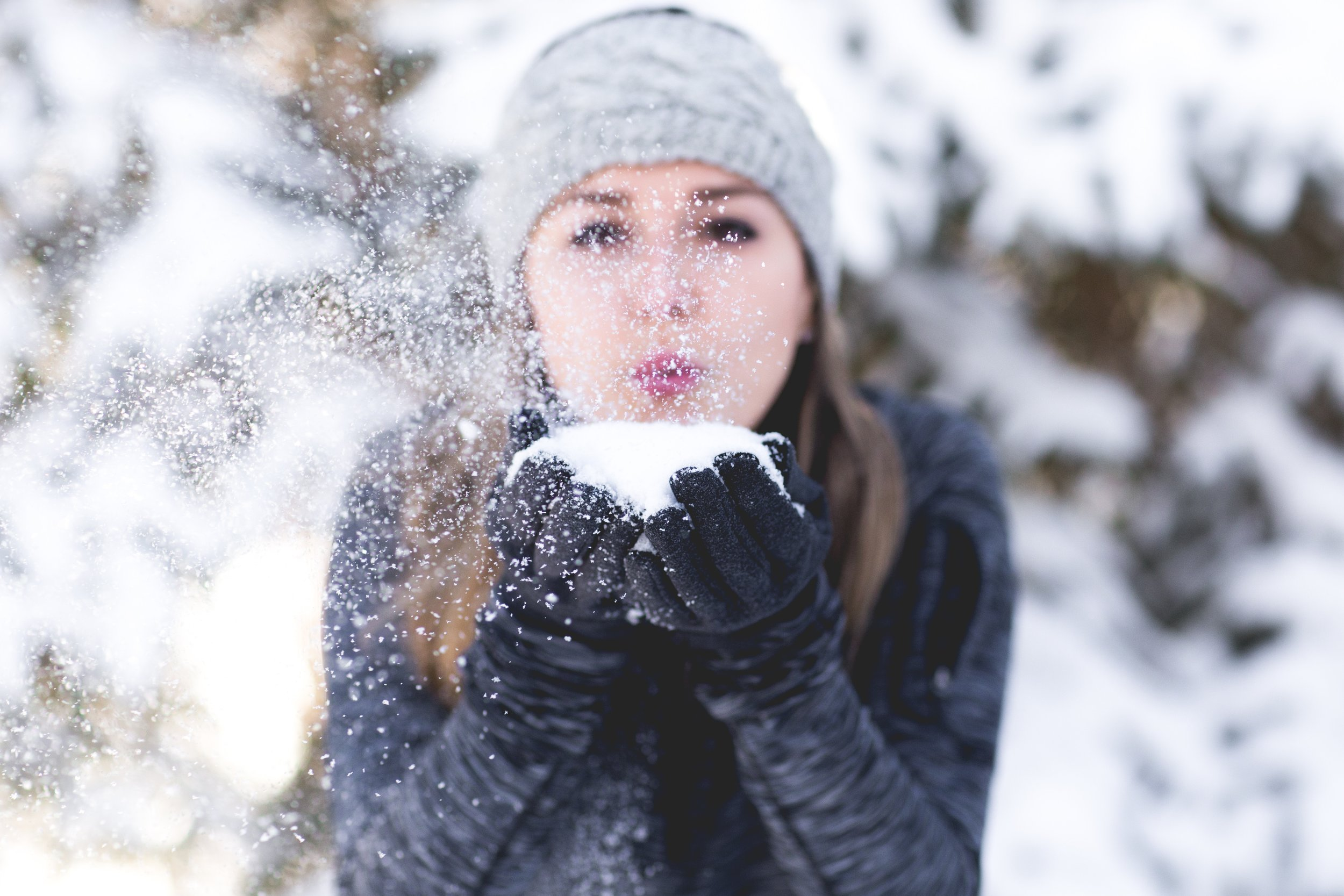 how to thrive in winter (2) - How you can nourish the parts of your body that with a little bit of love will help protect you and help you keep thriving through the winter season...