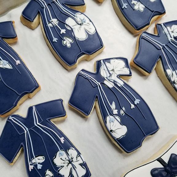 Seattle Custom Decorated Cookies