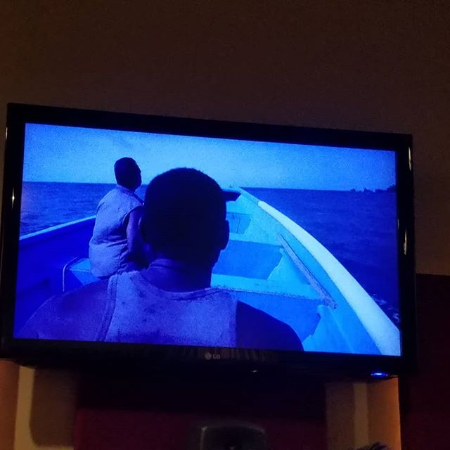 A Sea of Blue. Thank you #ronmorales aka The Octopus. More to come on that y'all. . . . . . #thedeliverermovie #crimedrama #comingsoon #2019 #inspiredbytrueevents  #paulpryce #caribbeancinemas #worldcinema  #sundancelabs #2017finalist #trinidadandtobago #caribbean #independentfilm #fisherman#savemyvillage #drugtrafficking #bigdreams #selfmade #bigdreams #composer # originalmusic