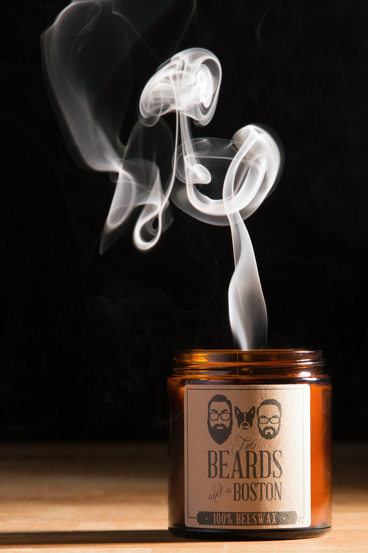 Two Beards and a Boston - Branding • Product Design • Product Photography