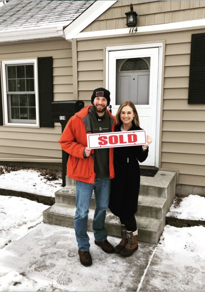 Buying My First Home – A Realtor's Experience - Hello All! Mallory here, RJ & Co's from Keller Williams Executive Assistant. I recently just purchased my first home (so excited!) and found that I have so much I'd love to share with all of you that are on your way to purchase your first home!