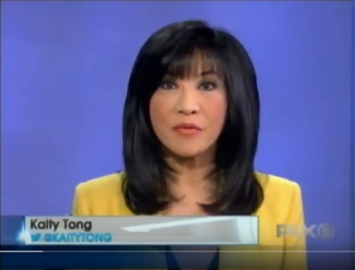 The News at 5 PM with Kaity Tong   Feat. Linette Semino