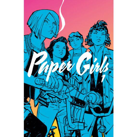 PAPER GIRLS 25,000