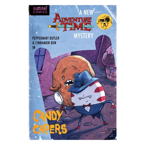 Adventure Time Candy Capers Volume 1