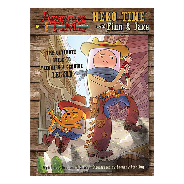 Adventure Time Hero Time With Finn & Jake