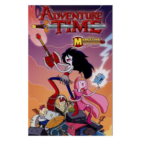 Adventure Time Marceline & The Scream Queens