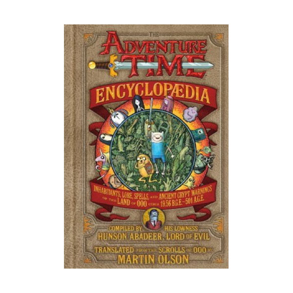 Adventure Time: Encyclopaedia (Hardcover)
