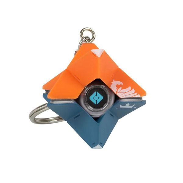 Destiny Kill Tracker Ghost Keychain - 30,000