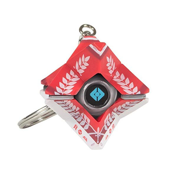 Destiny Last City Ghost Keychain - 30,000