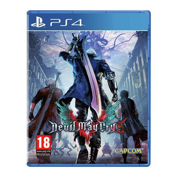 Devil May Cry 5 - 60,000