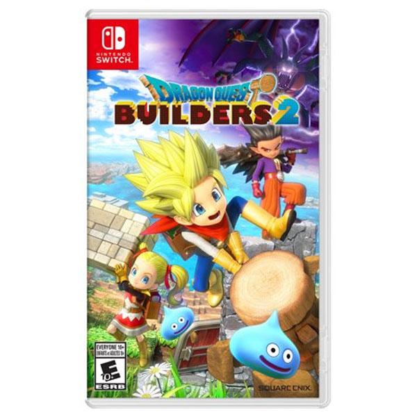 Dragon Quest Builders 2 - 60,000