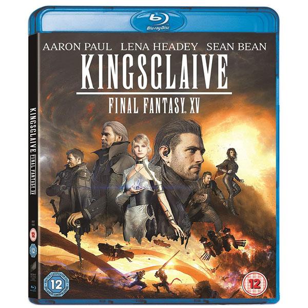 Final Fantasy Kingsglaive Blu Ray - 40,000