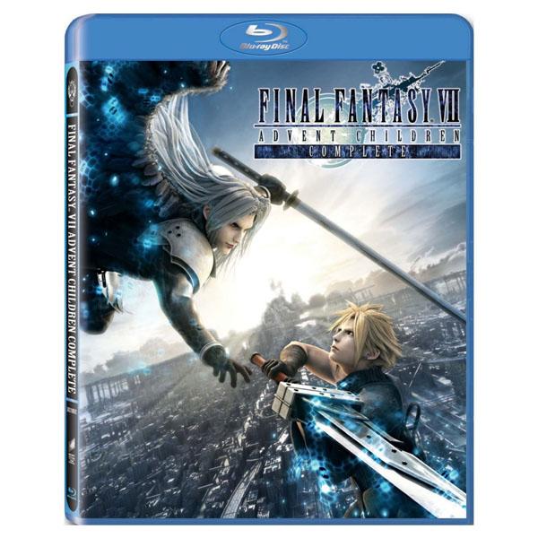Final Fantasy VII Advent Children Blu Ray - 40,000