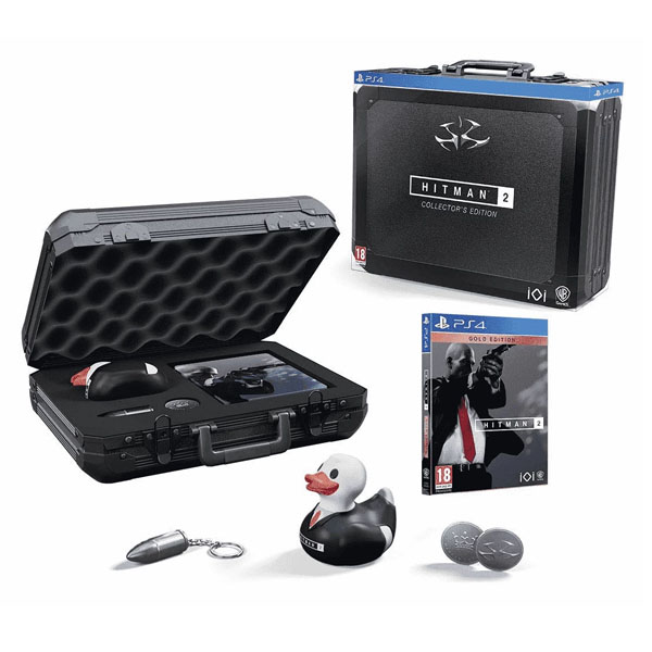 Hitman Collectors Edition PS4 - UK ONLY - 75,000