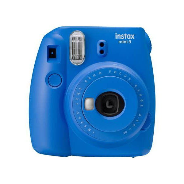 Instax Mini Camera - Blue - 100.000