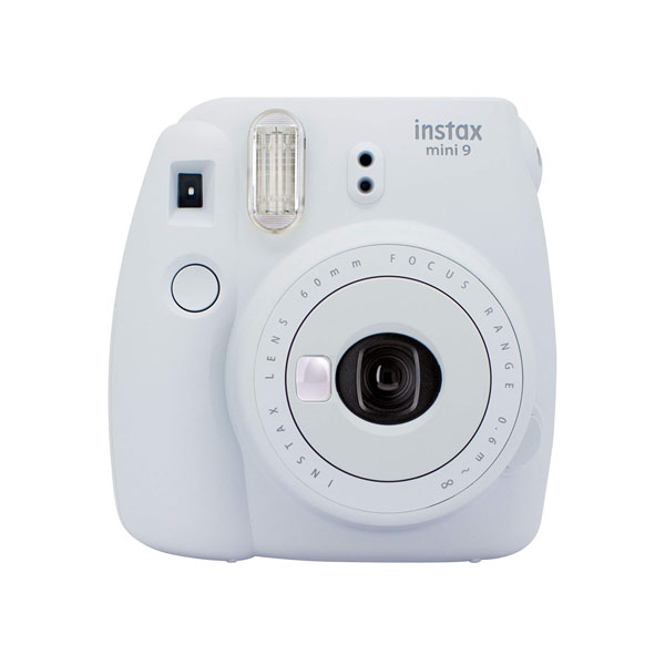 Instax Mini Camera - Smoky White - 100,000