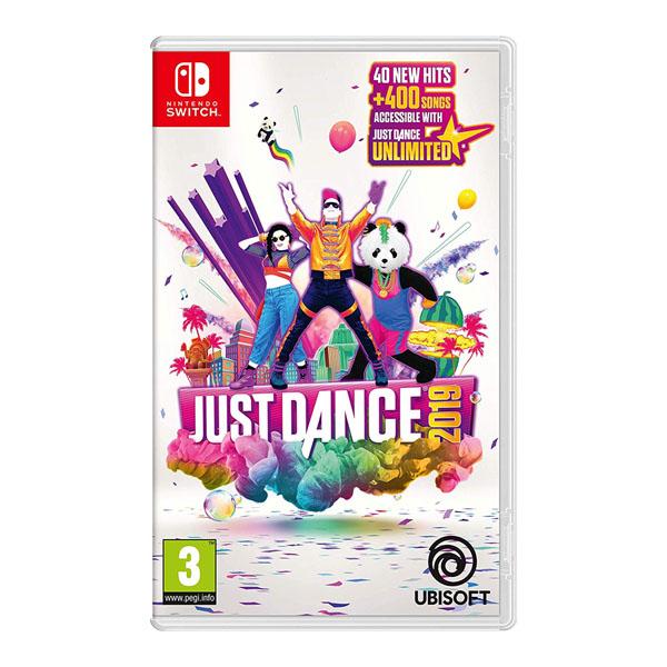 Just Dance 2019 - Nintendo Switch - 60,000