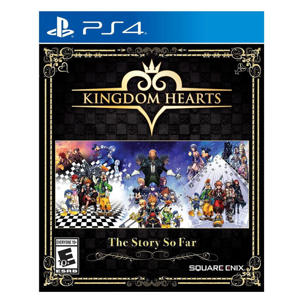 Kingdom Hearts The Story So Far - 60,000