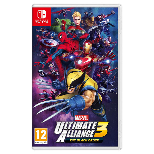 Marvel Ultimate Alliance 3 - Switch