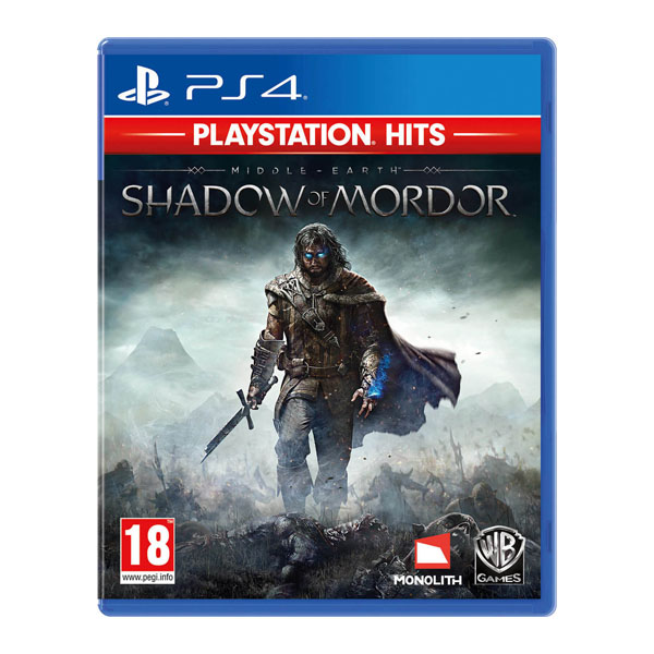 Middle Earth Shadow of Mordor PS4