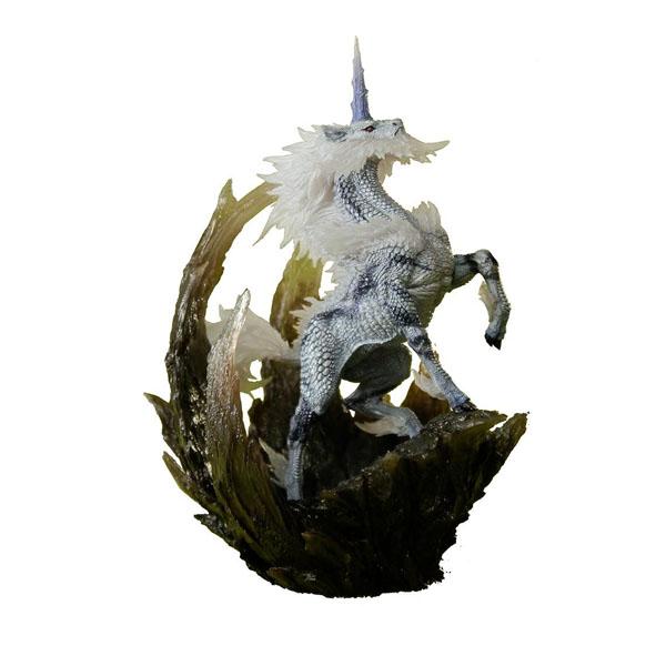 Monster Hunter White Kirin Statue - UK ONLY