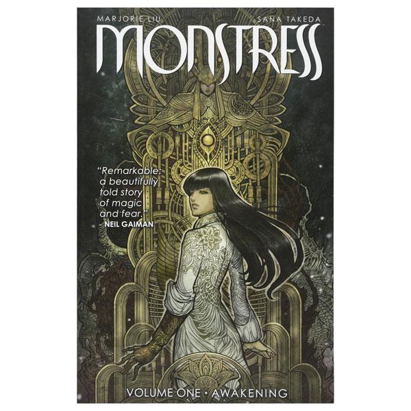 Monstress Volume 1 Graphic Novel