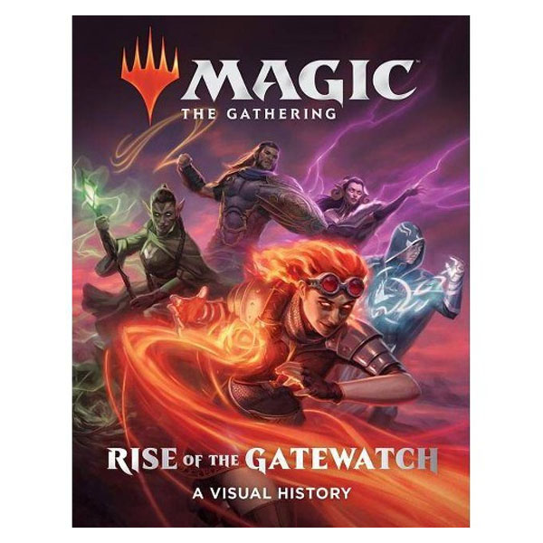 MTG Rise of the Gatewatch Book