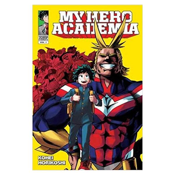 My Hero Academia Volume 1 Manga