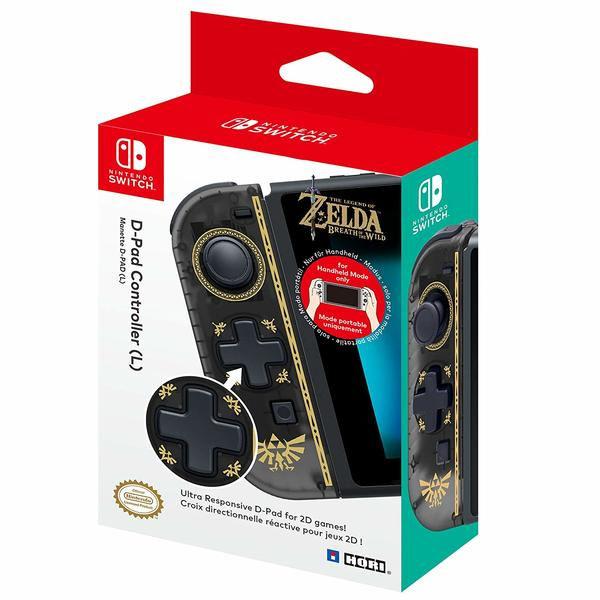 Nintendo Hori Zelda Left Joy-Con