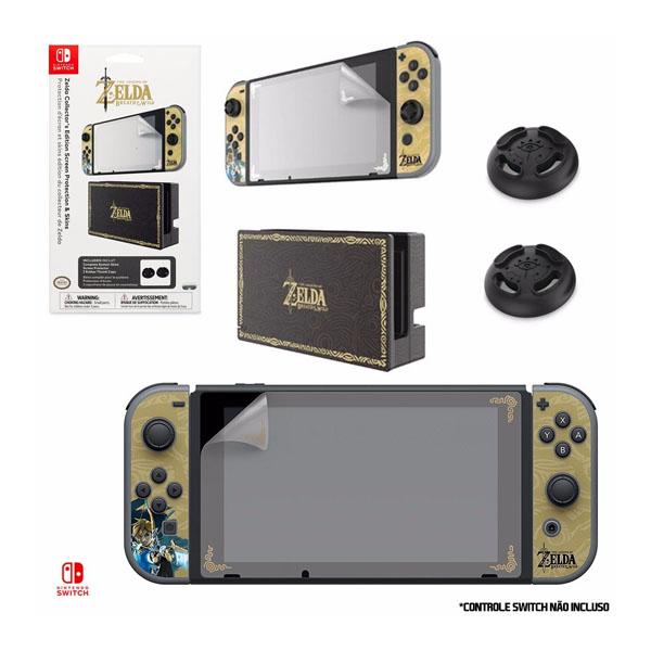 Nintendo Switch Zelda Sticker Screen Kit