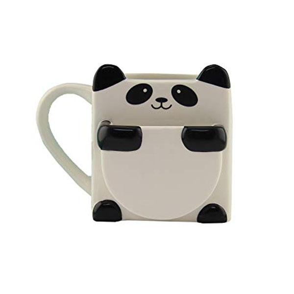 Panda Biscuit Mug
