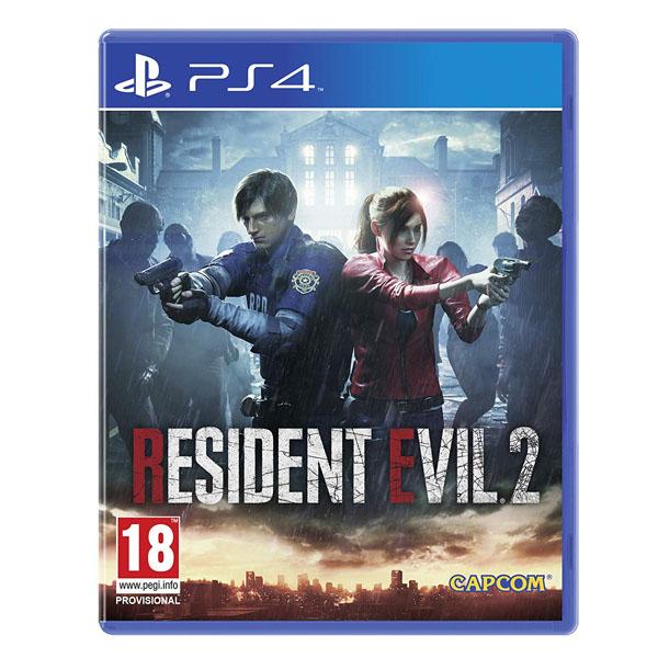 Resident Evil 2 - Remake PS4