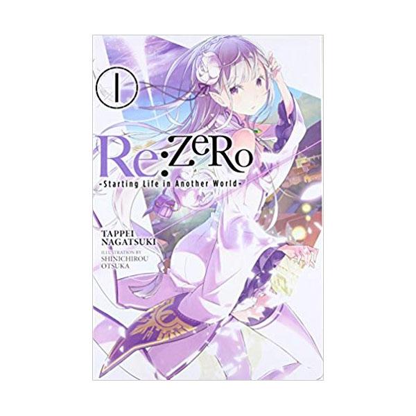 ReZero Starting Life In Another World Volume 1 Manga