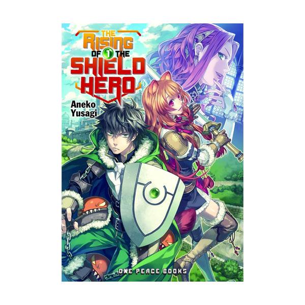 Rising of the Shield Hero Volume 1 Manga