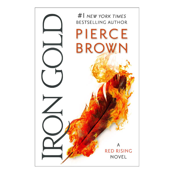 Red Rising Book 4 Iron Gold Hardcover