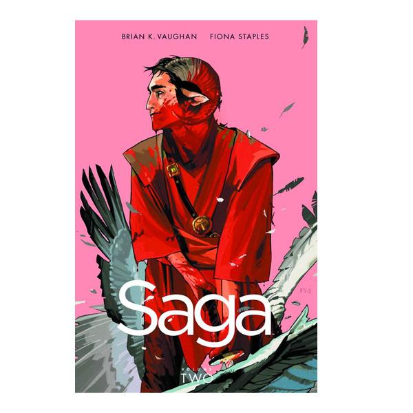Saga Volume 2 Graphic Novel