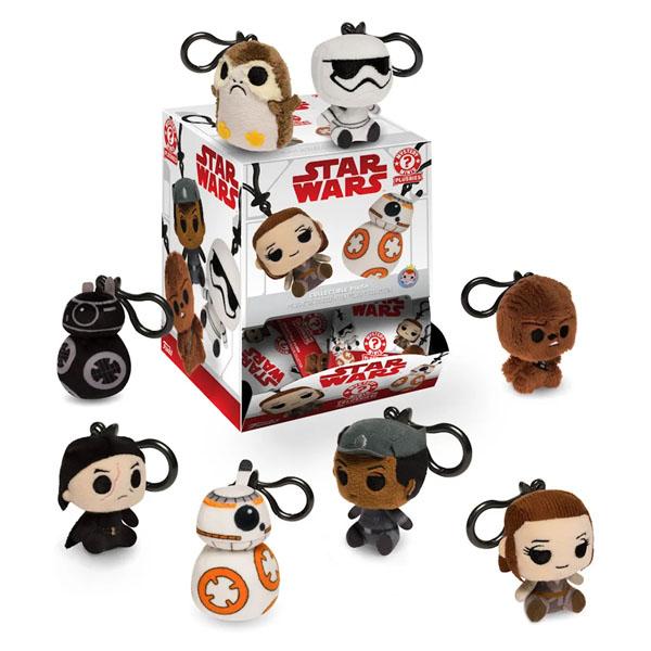 Star Wars The Last Jedi Plush Mystery Minis