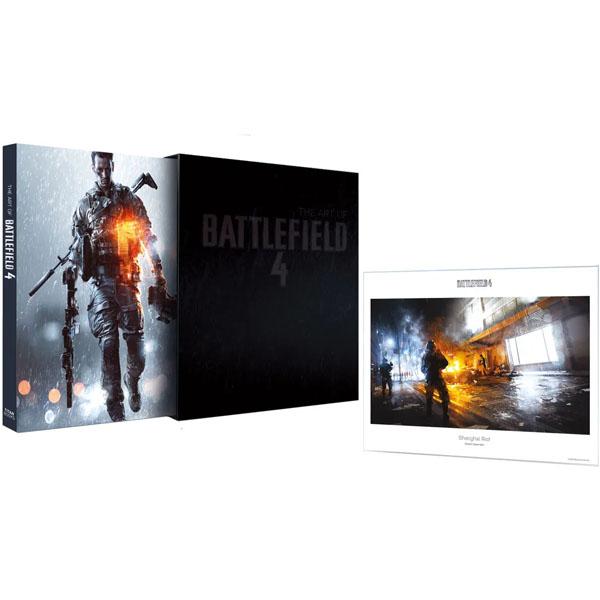 The Art Of Battlefield 4 Signed by Robert Sammelin