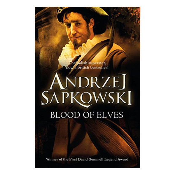 The Witcher Blood of Elves Book 1