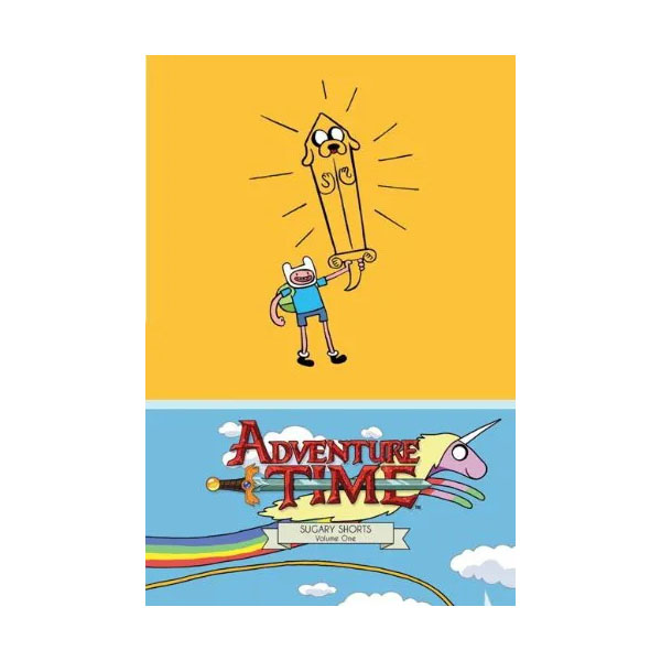 Adventure Time Sugary Shorts Vol 1