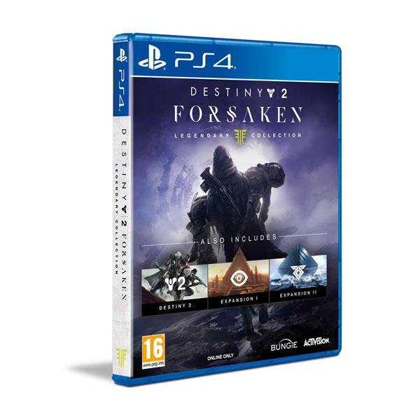 Destiny 2 Forsaken Legendary Collection PS4