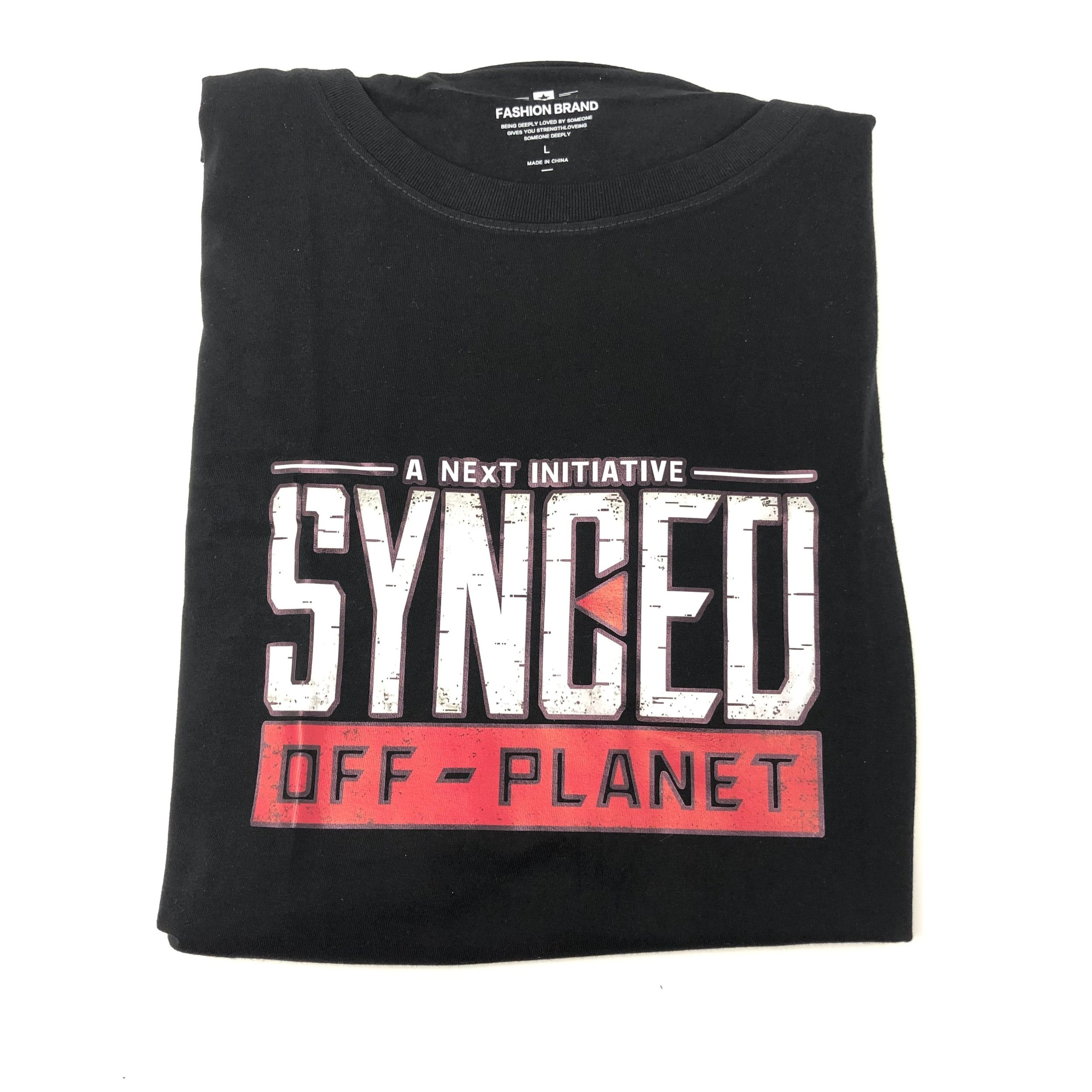 Synced Off-Planet T-Shirt L