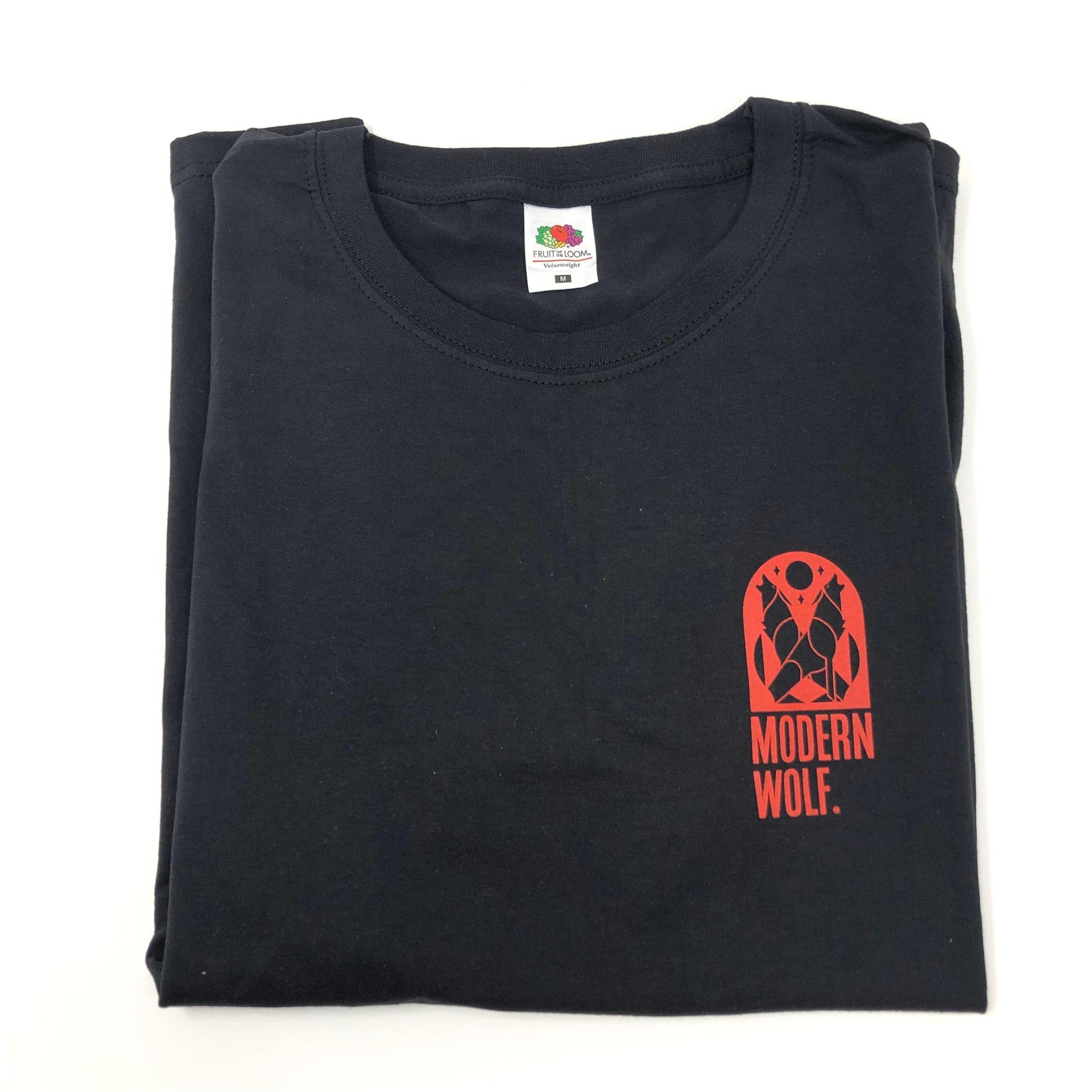 Modern Wolf T-Shirt M