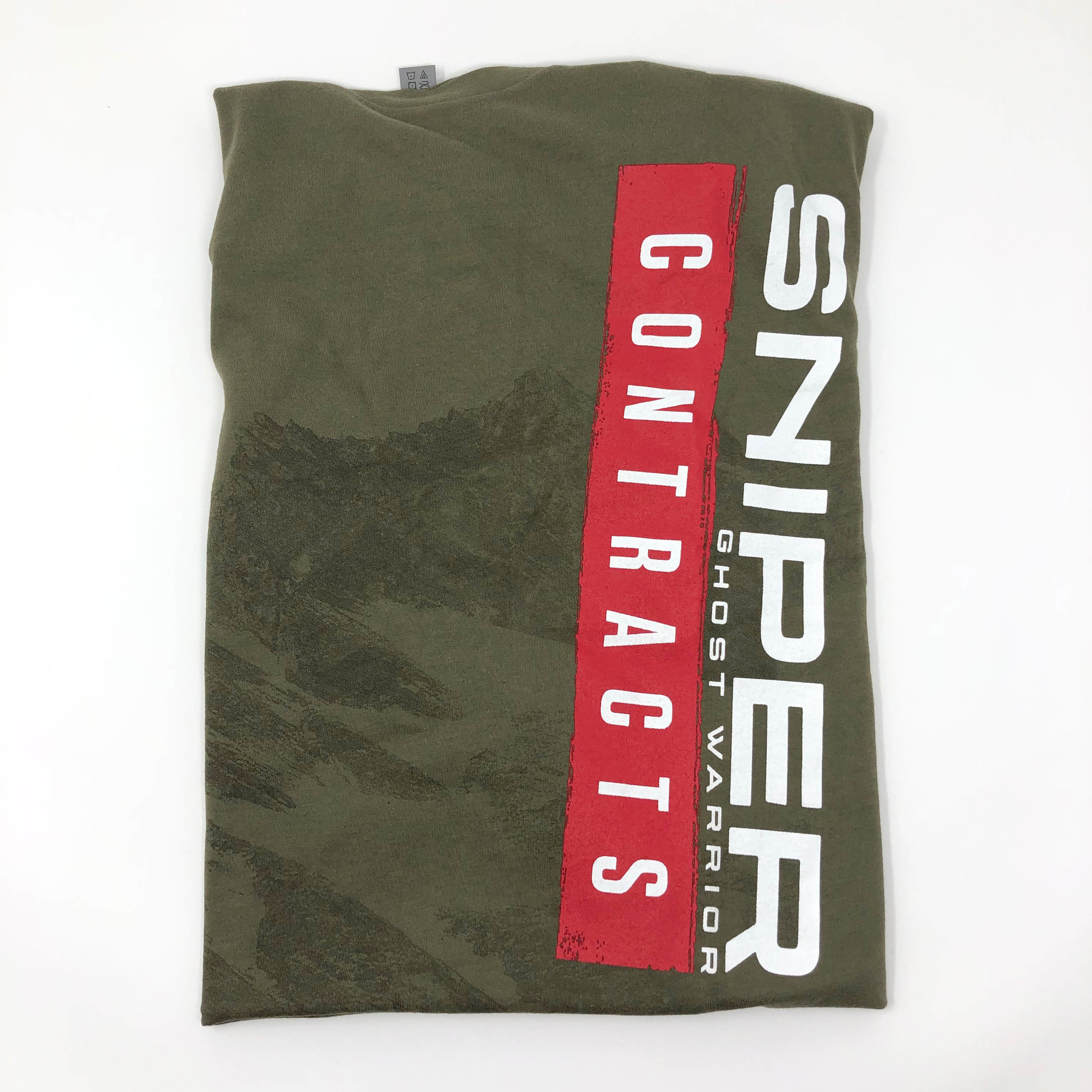 Sniper Ghost Warrior Contracts T-Shirt M