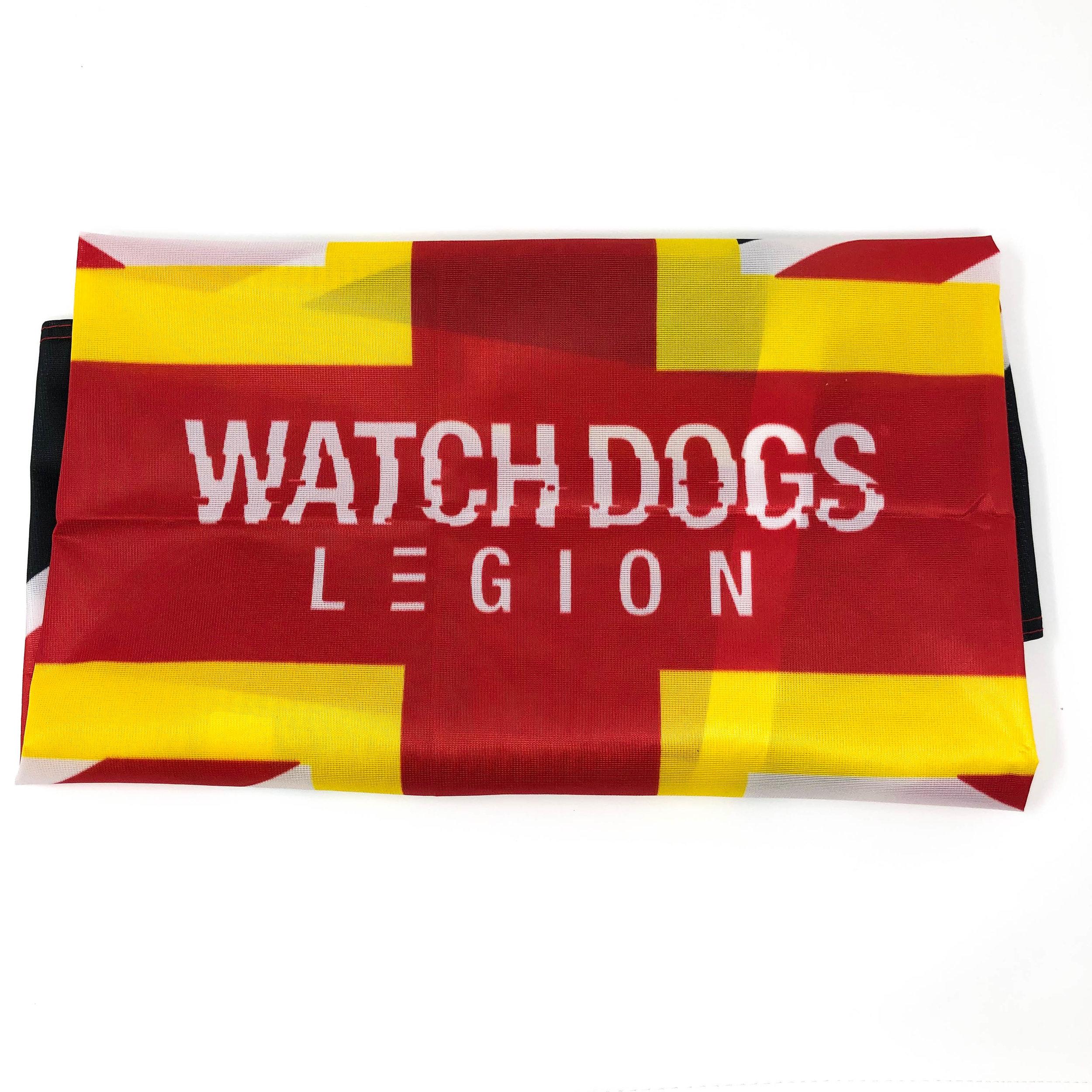 Watchdogs Legion Flag